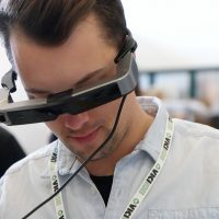 smartglasses for virtual support
