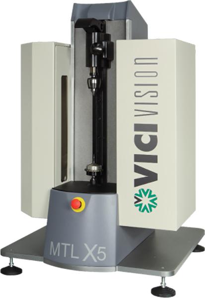 macchine ottiche per piccoli componenti