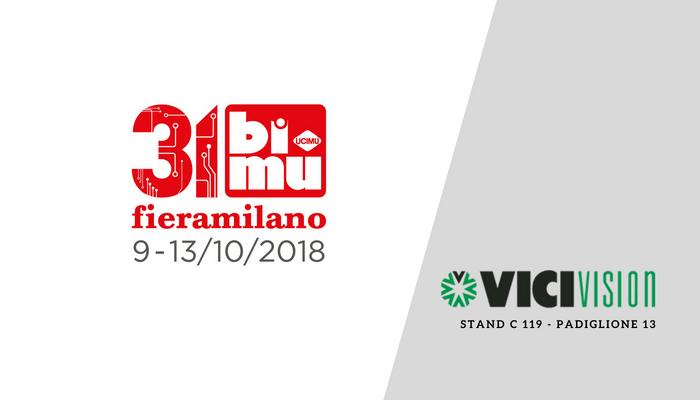 VICIVISION FIERA BIMU2018