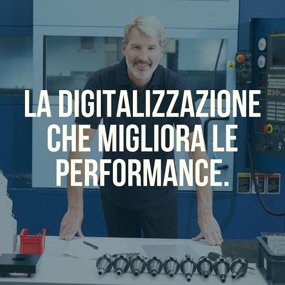 Macchine ottiche digitali industria 4.0