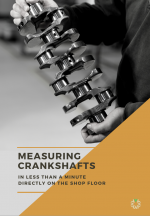 MEASURING CRANKSHAFTS VICIVISION MACHINE